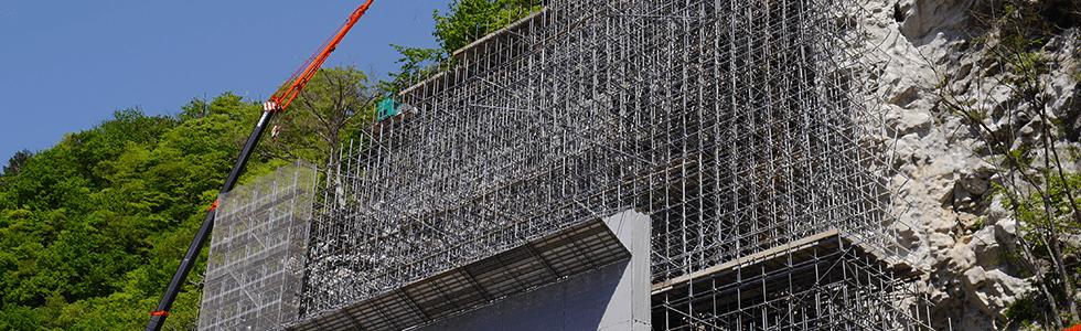 足場の設計・施工について